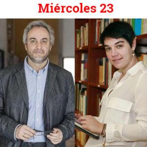 Javier Lascuráin y Judith González